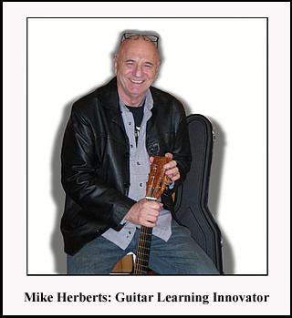 mike herberts guitar