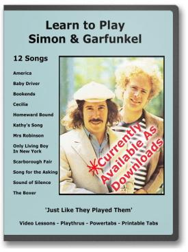 simon and garfunkel cover image